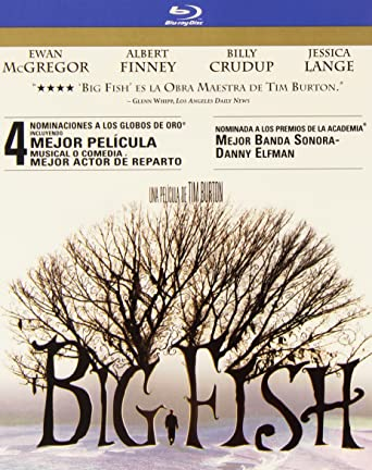 Amazon com: Bd-Big Fish (Blu-Ray) (Import Movie) (European