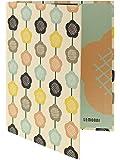 """Redi-Tag Mini Binder, 9 x 6.75 x 1.25"""", Lemonni Buttercups Design (10277)"""