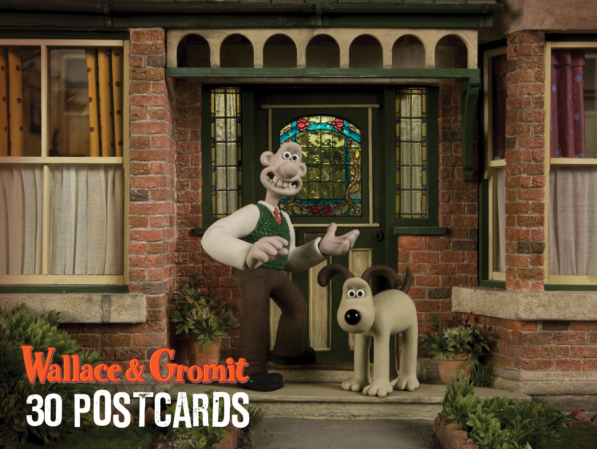 Download Wallace and Gromit Postcard Matchbox ebook
