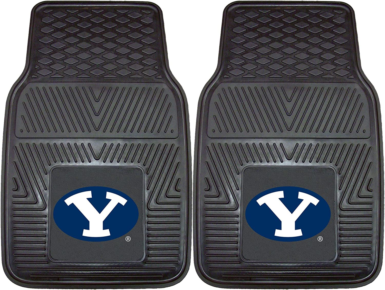 FANMATS NCAA Brigham Young University Cougars Vinyl Heavy Duty Car Mat