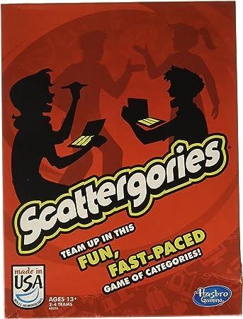 Hasbro Scattergories Board Game (25.4cm)