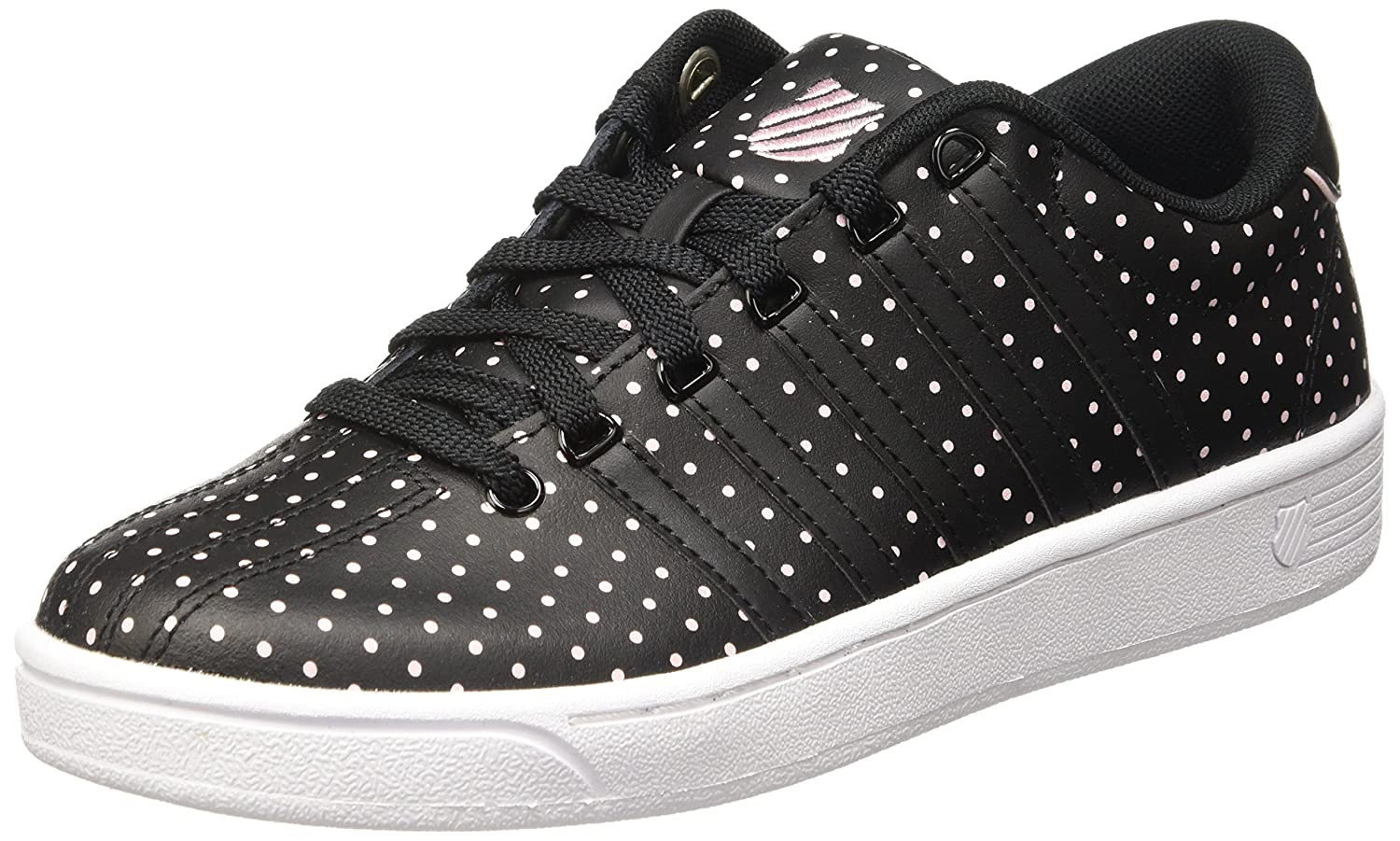 K-Swiss 93755 Mens Court Pro II CMF Dots Shoe