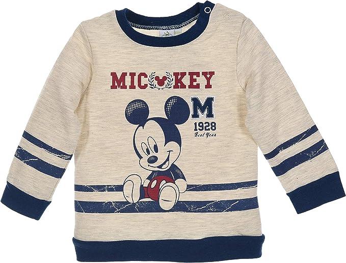 Mickey Mouse bebé-niños Chándal: Amazon.es: Ropa y accesorios