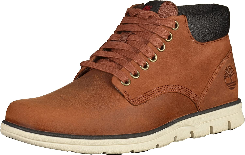 Timberland Bradstreet Leather Sensorflex, Botas Chukka para Hombre
