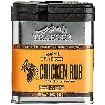 Traeger SPC170 90-ounce Chicken BBQ Rub