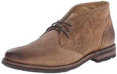 Amazon.com: FRYE Men's Oscar Chukka Boot: Shoes