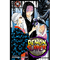 Demon Slayer: Kimetsu no Yaiba, Vol. 16: Undying book cover