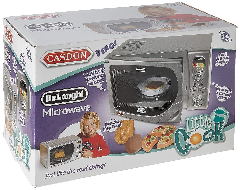 CASDON おもちゃ デロンギ 電子レンジ