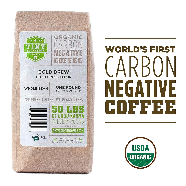 Tiny Footprint Coffee - USDA Organic