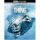 The Thing Steelbook 4K Ultra HD 1982 Region Free