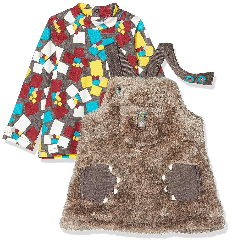 Tuc Tuc Artic Bears Conj Conjunto Pichi Pelo Camiseta de Manga Larga para Ni/ñas