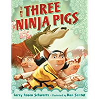 Three Ninja Pigs, The