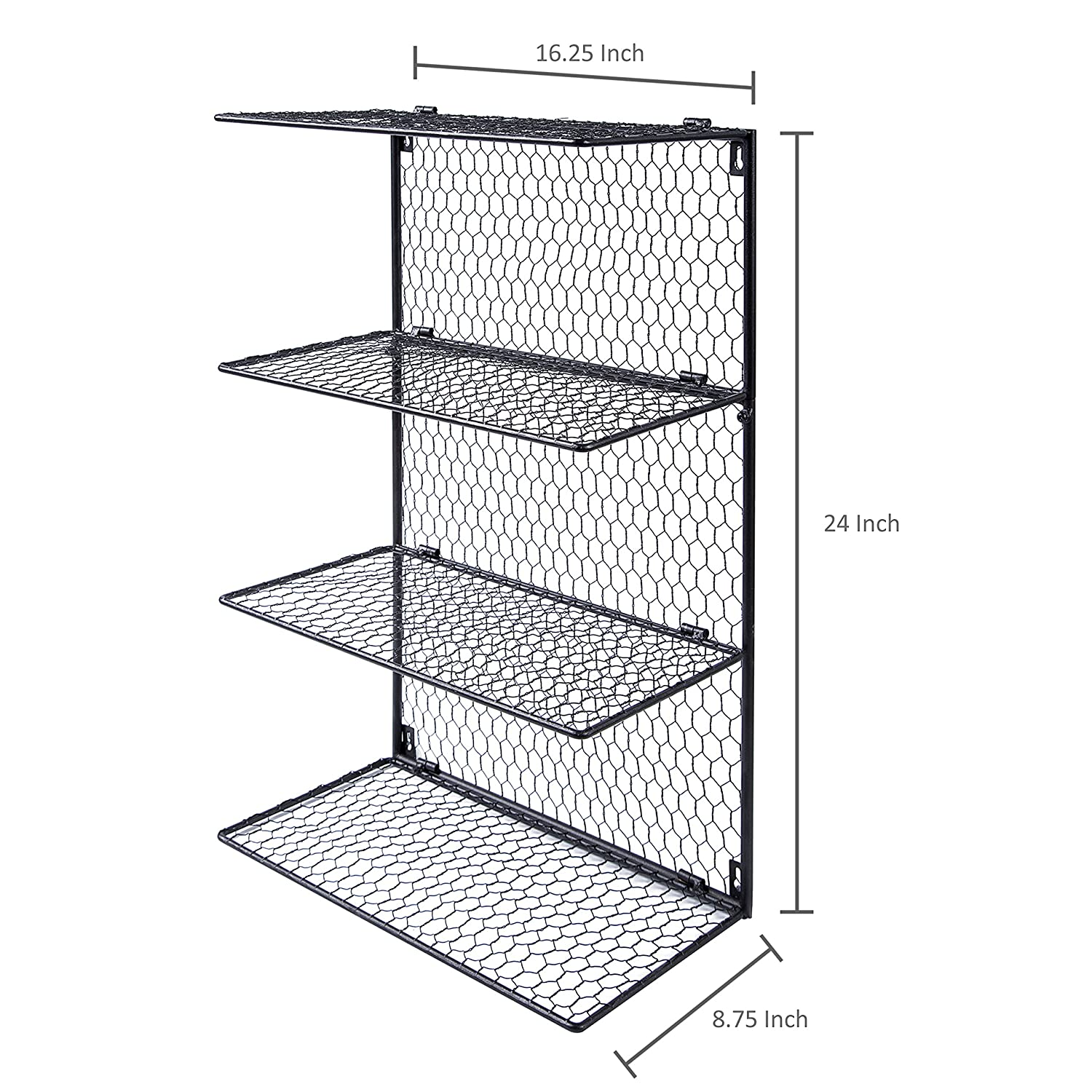 Famous Chicken Wire Wall Cubbies Motif - Electrical System Block ...