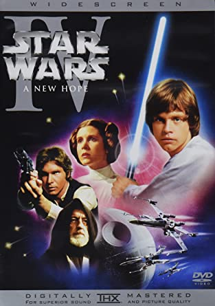 Amazon Com Star Wars Episode Iv A New Hope Widescreen Edition Mark Hamill Harrison Ford Carrie Fisher Alec Guinness Peter Cushing Anthony Daniels Kenny Baker Peter Mayhew David Prowse Phil Brown Shelagh Fraser