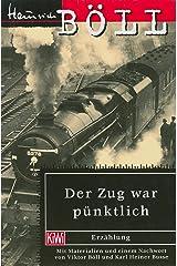Der Zug war pünktlich (KiWi) (German Edition) Kindle Edition