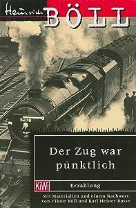 Der Zug war pünktlich (German Edition)