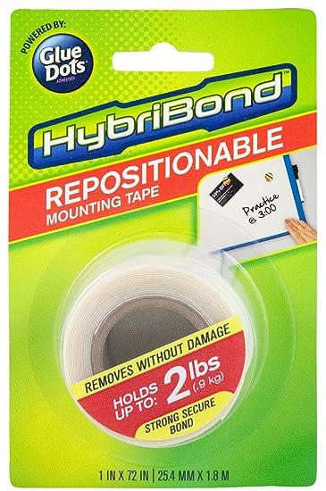 amazon com glue dots brand adhesive products hybribond