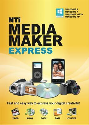 NTI Media Maker Express [Download]