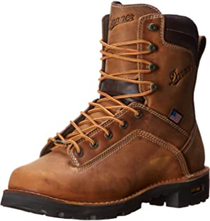 Amazon.com | Danner Men's Quarry USA 8-Inch BR Work Boot ...