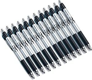 Mr. Pen- Pens, Black Pens, 12 Pack, Fast Dry, No Smear Pens, Bible Pens, Pens for Journaling, Pens No Bleed Through, Pens Fine Point, Journal Pens, Fine Tip, Planner Pens, Ball Point Journal Pens