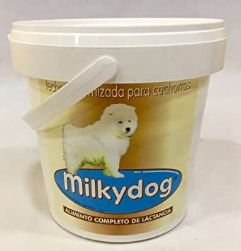 PL Milkydog Leche en polco para perros y gatos 500gr: Amazon.es: Productos para mascotas