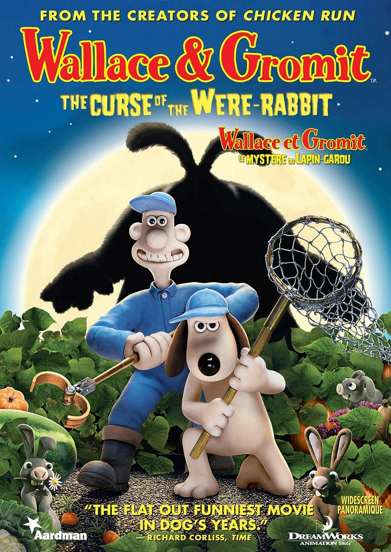 Kết quả hình ảnh cho the curse of the were-rabbit