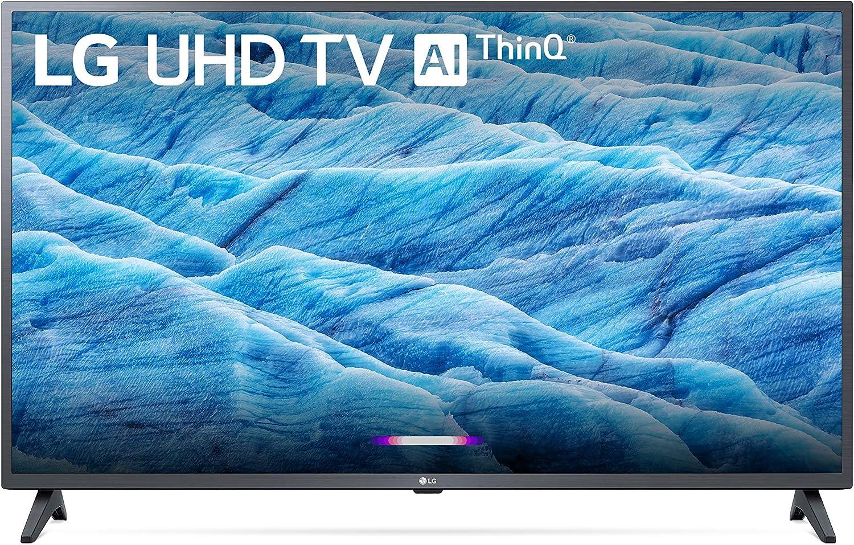 "LG 43"" Class 7 Series 4K Smart UHD LED LCD TV w/AI ThinQ - 43UM7300AUE"
