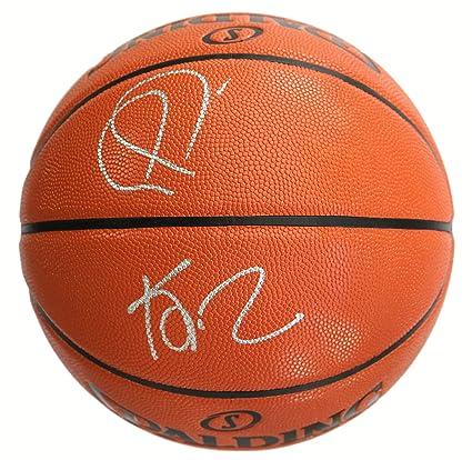 online store b3a2e 6ec28 Paul Pierce and Kevin Garnett Boston Celtics Signed ...