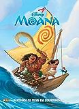 Moana: A História do Filme Em Quadrinhos (HQs Disney Livro 8)