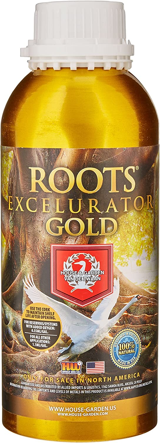 "House and Garden ""Gold"" Root Excelurator 1 Liter"