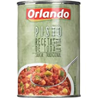 Orlando Platos Preparados Pisto - 415 g