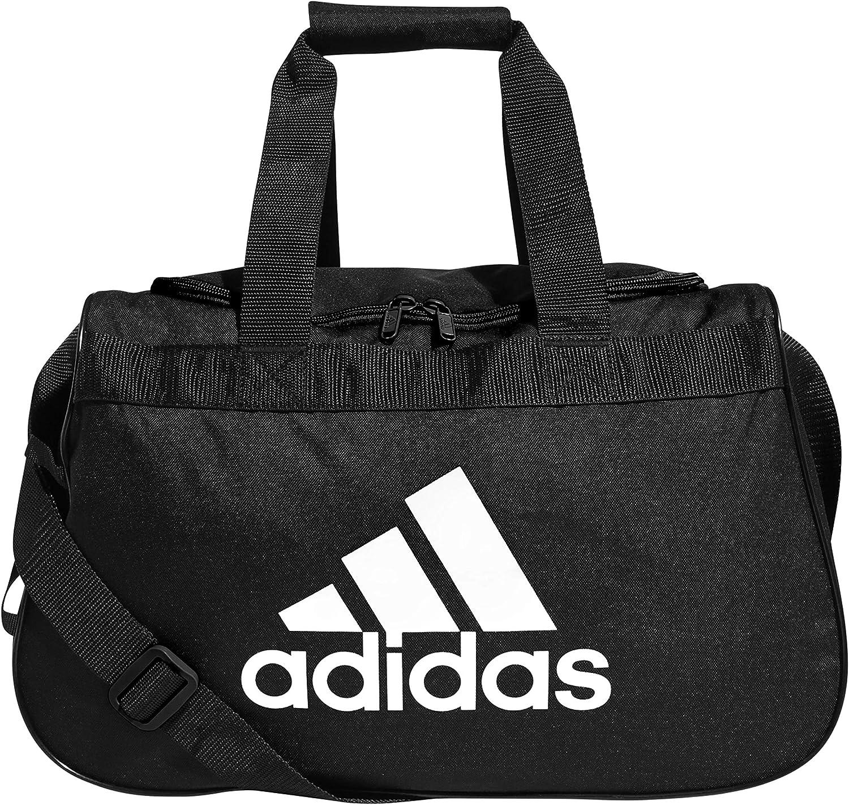 adidas Unisex Diablo Small Duffel Bag, Black, ONE SIZE: Clothing