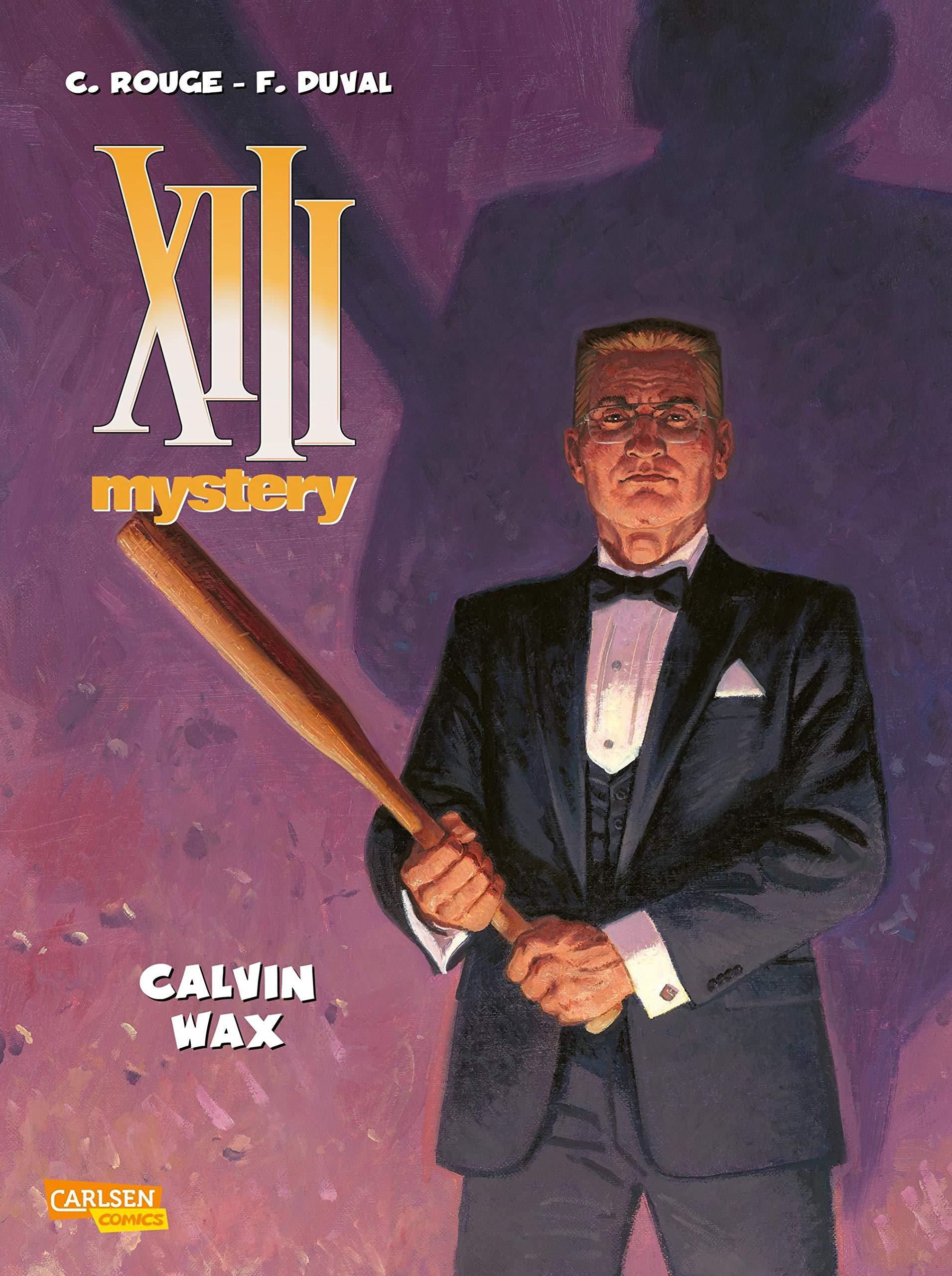XIII Mystery 10: Calvin Wax Taschenbuch – 30. Januar 2018 Fred Duval Correntin Rouge Harald Sachse Carlsen