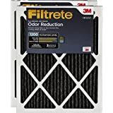 Filtrete MPR 1200 20 x 30 x 1 Allergen Defense Odor Reduction HVAC Air Filter, Delivers Cleaner Air Throughout Your Home, 2-Pack