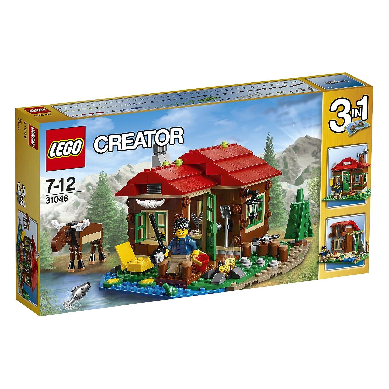 construction cabane lego