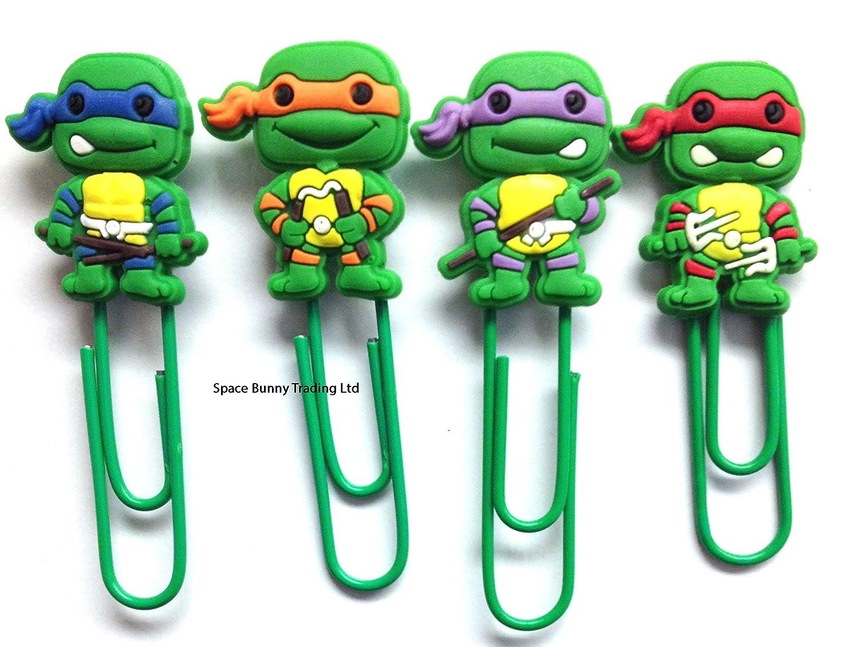 Teenage Mutant Ninja Turtles - Clips/ - Juego de ...