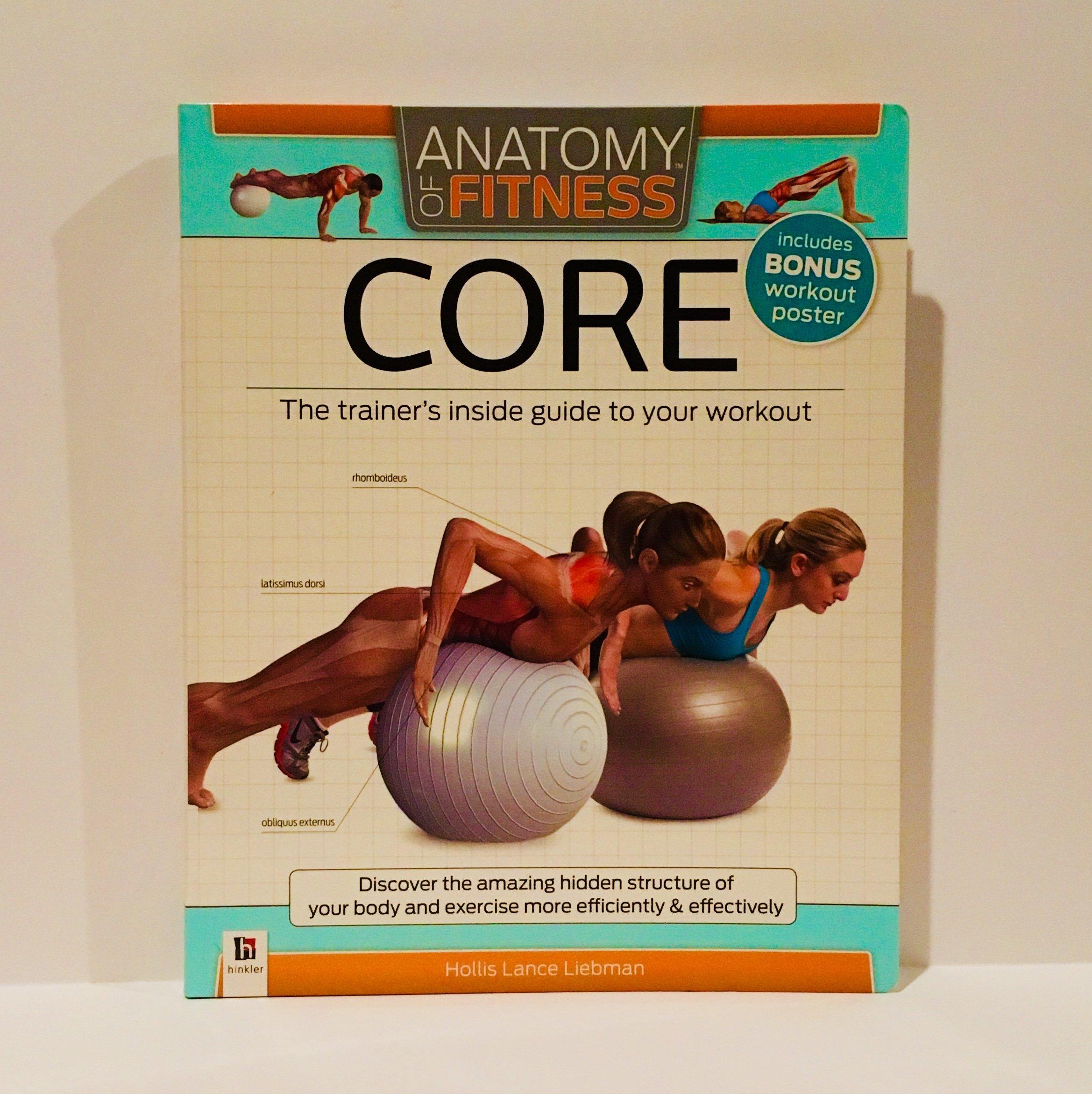 Anatomy of Fitness Core: 9781743677292: Amazon.com: Books