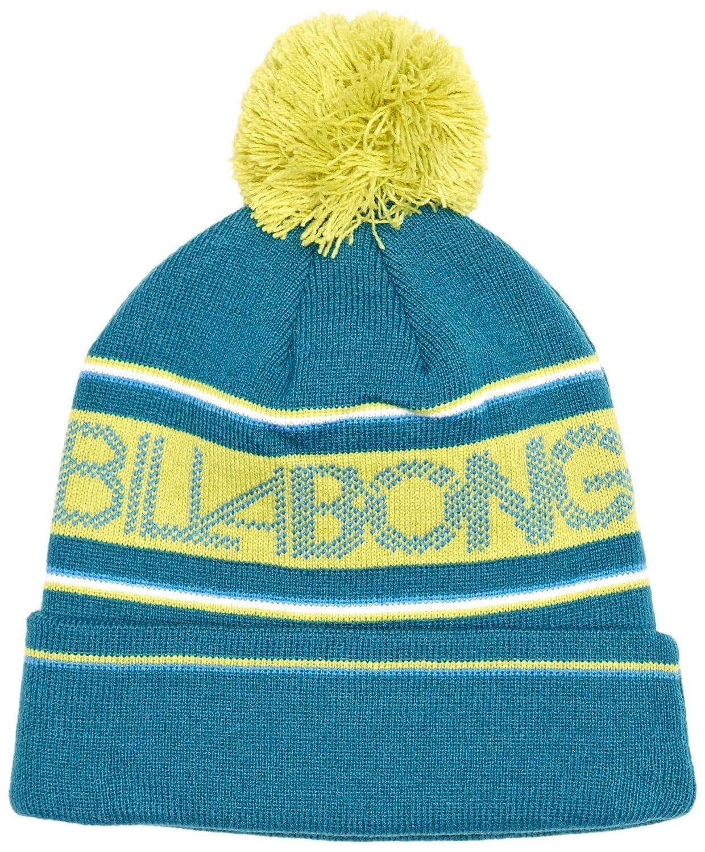 Billabong Herren Mütze Blue Bird Beanie