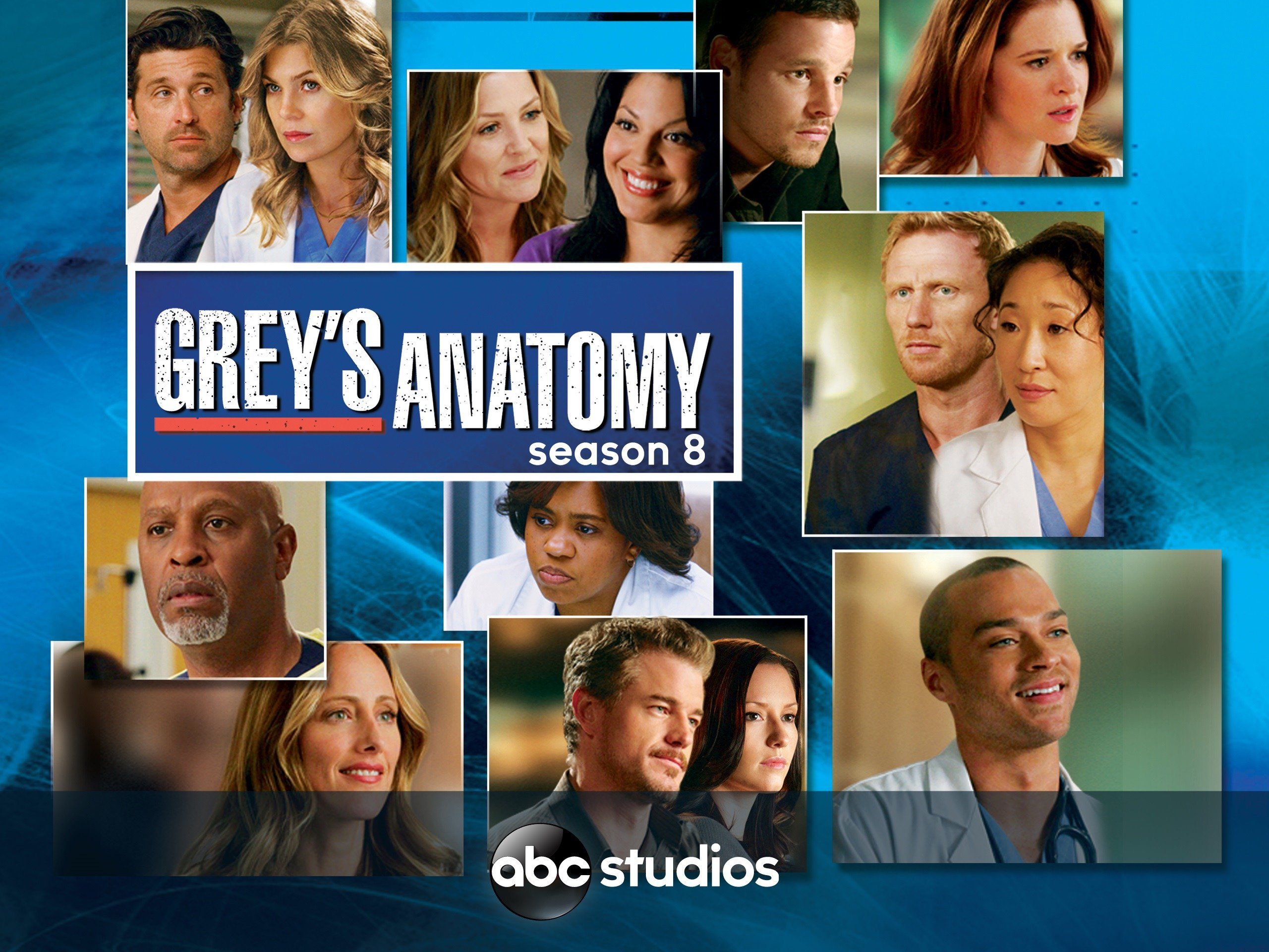 Greys Anatomy Season 8 Watch Online Now With Amazon Instant Video
