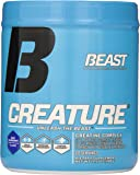 Beast Sports Nutrition, Creature Creatine Complex, Blue Raspberry, 10.57 Ounce