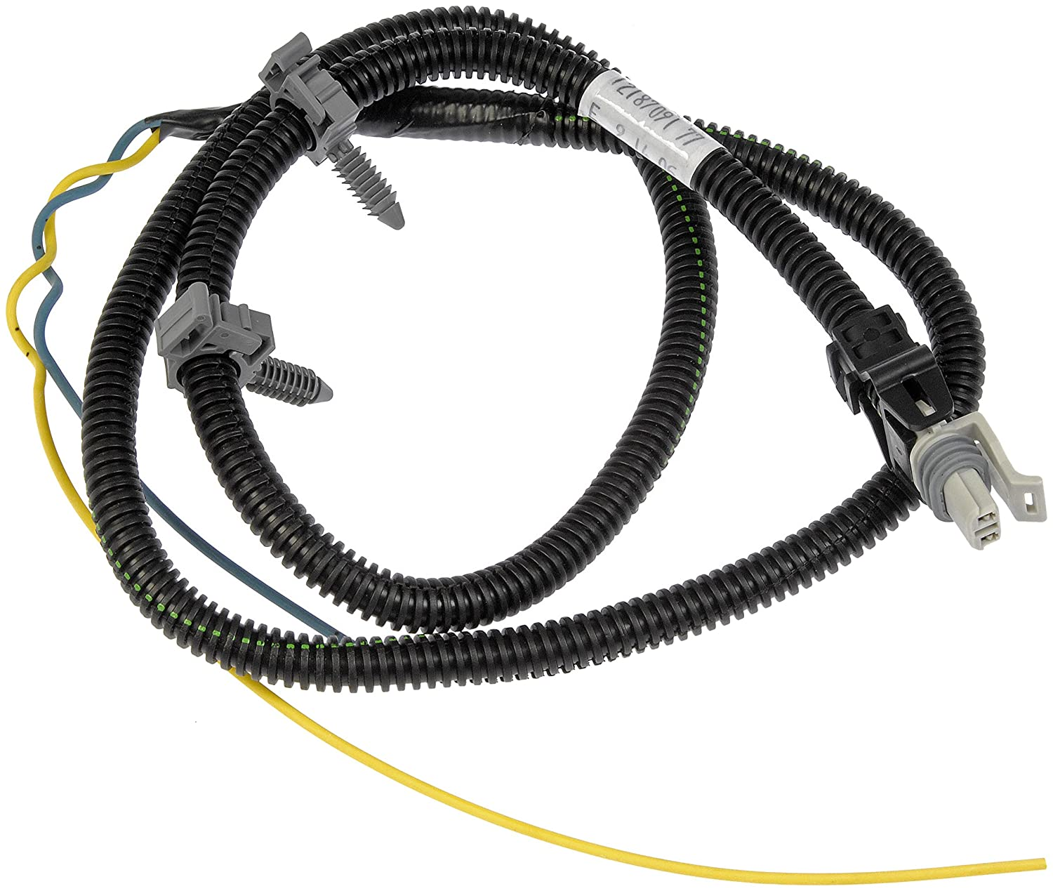 91H9mPlOGsL._SL1500_ amazon com dorman 970 007 wheel speed sensor wiring harness dorman wiring harness at webbmarketing.co