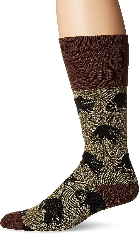 Socksmith Mens Raccoon