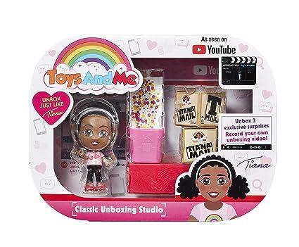 f960c4202079e2 Amazon.com  Toys AndMe 12203 Classic Tiana Unboxing Studio