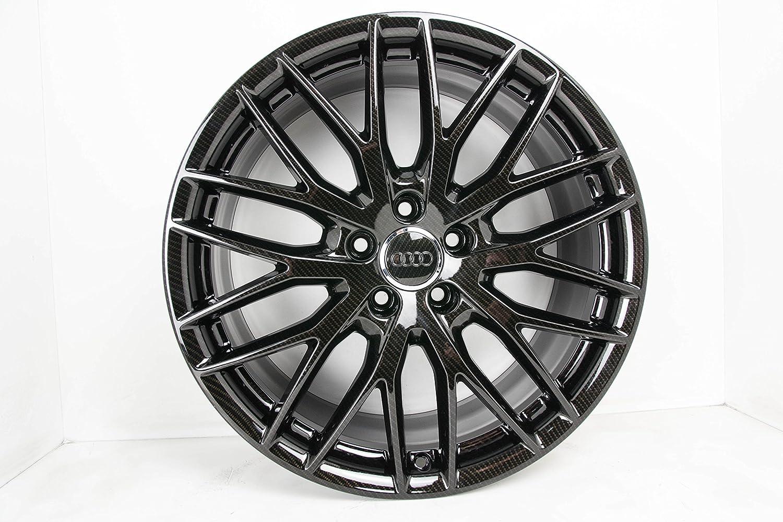 Original Audi A6 S6 4 G 4 G9 s line de llantas Juego 4 g9601025 K 19 pulgadas carbon NR: Amazon.es: Coche y moto