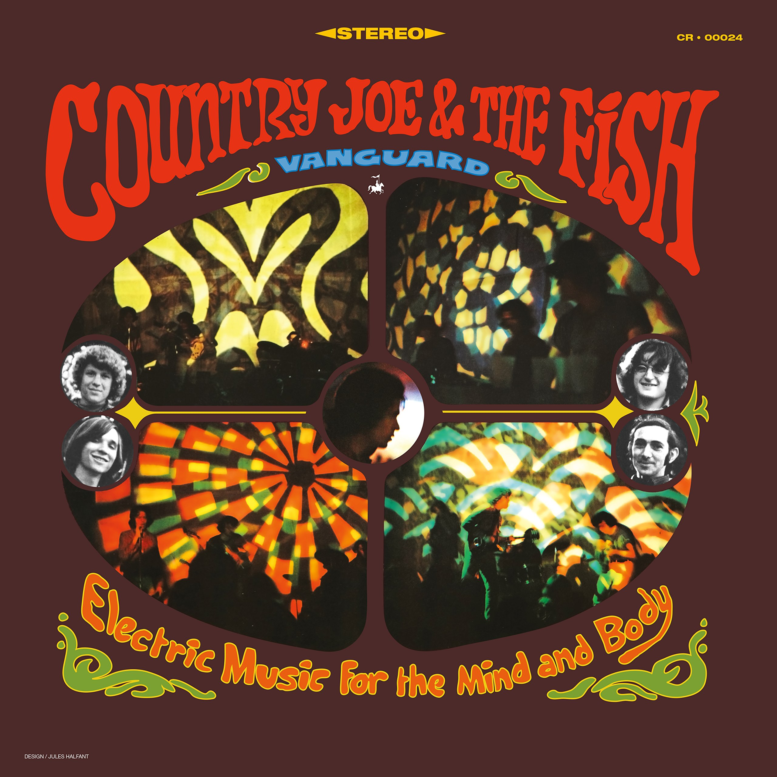 Vinilo : Country Joe & the Fish - Electric Music For The Mind And Body (180 Gram Vinyl, Reissue)