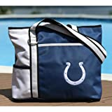 NFL Indianapolis Colts Tote Bag with Embroidered