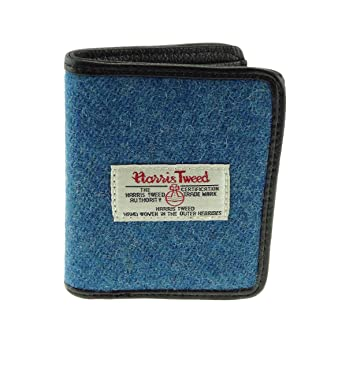 bdad56745eb0 HARRIS TWEED CARD HOLDER WALLET LB2006  Amazon.co.uk  Clothing