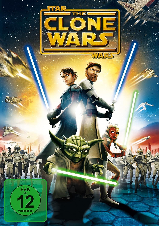 Dvd Star Wars The Clone Wars Amazon Co Uk Dvd Blu Ray