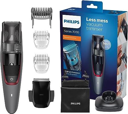 Philips Serie 7000 BT7512/15 - Recortador de barba, sistema de ...