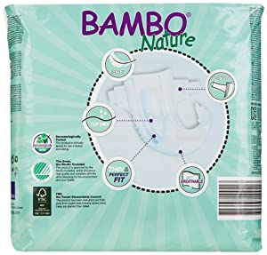 Bambo Nature Diapers Classic Count